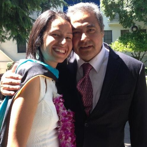 Mills College Masters of Public Policy Graduation